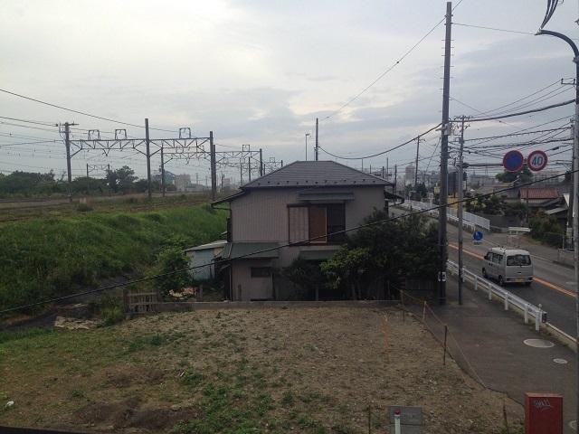 神奈川県茅ヶ崎レオパレスの窓から見た景色IMG_7674.JPG